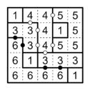 Kropki Fillomino Example Solution.png